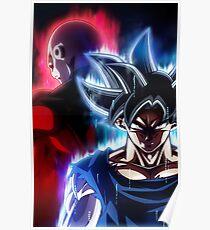 Goku VS Jiren Poster