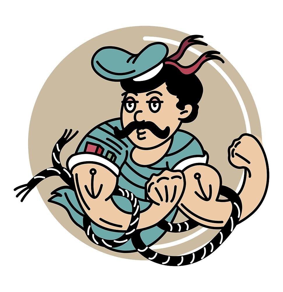 «Sailor» de vayavalles