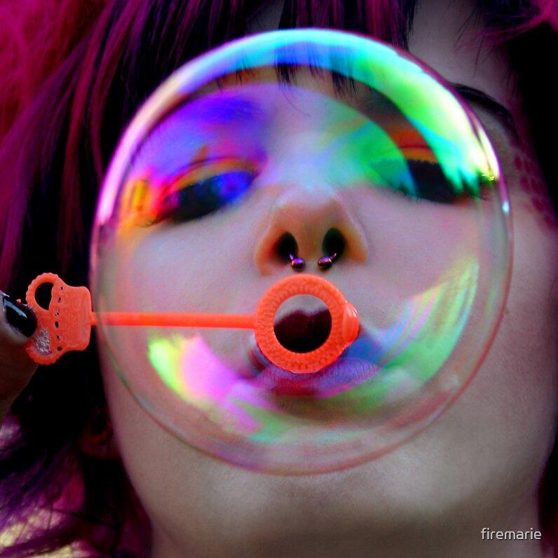 Bubble by firemarie