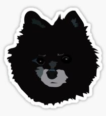 Kayla's Pup Sticker