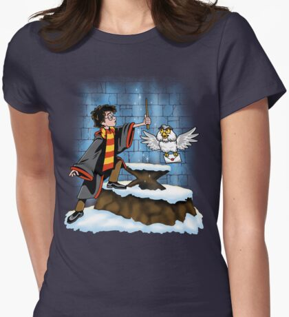 Wand and the Wizard T-Shirt