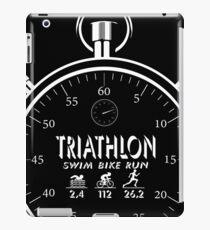 Triathlon iPad Case/Skin