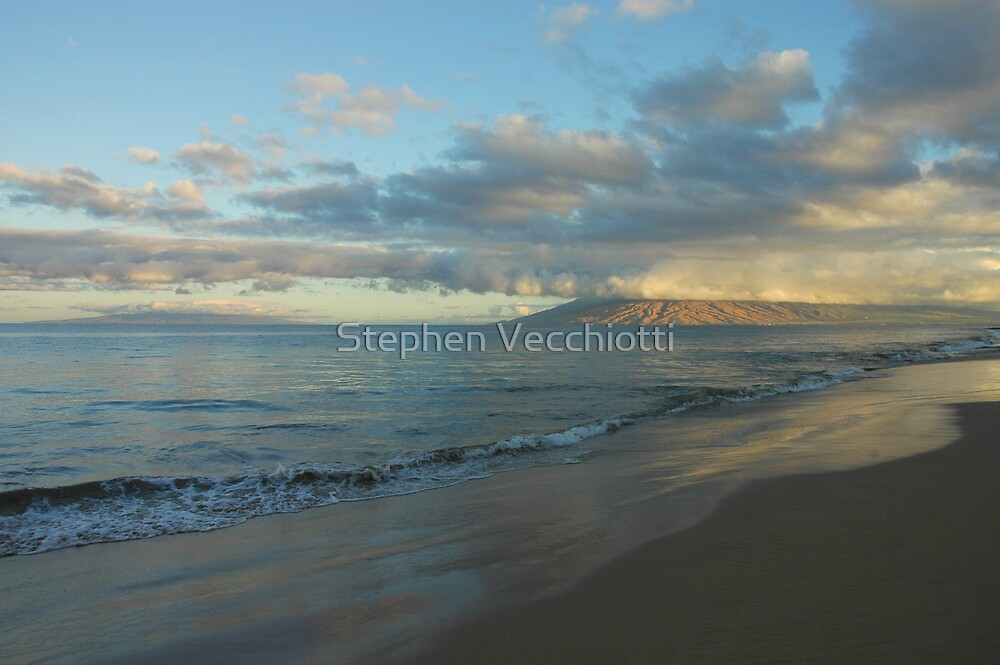 Dawn Reflections by Stephen Vecchiotti