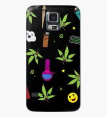 Super awesome Cute Stoner weed stuff Case/Skin for Samsung Galaxy