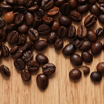 Picture of coffee beans  by AdiDsgn