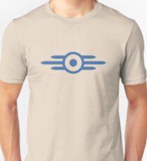 Vault-Tec · Blue Emblem T-Shirt