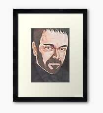 Crowley Framed Print