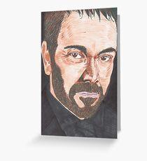 Crowley Greeting Card