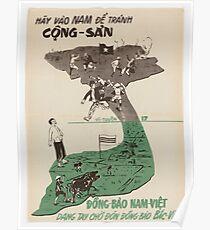 Vintage poster - Vietnam Poster