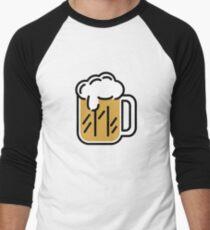 Camiseta ¾ bicolor para hombre BEER