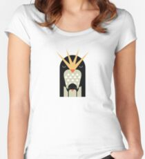 Love Penguin  Women's Fitted Scoop T-Shirt