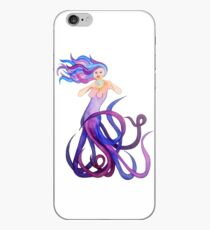 Octopus Mermaid iPhone Case