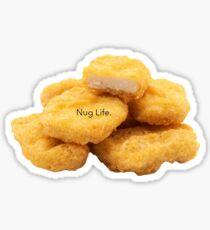 Nug Life Sticker