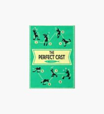 A Goofy Movie - The Perfect Cast Art Board
