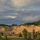 Sun Touched Dune by Kathilee