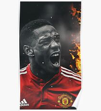 Martial - On Fire Poster