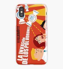 Christmas Invasion iPhone Case