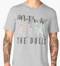THE DOLLS OF NUTCRACKER Men's Premium T-Shirt