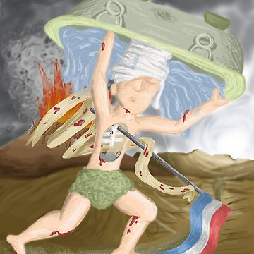 The Death Of Marat by DMJADESIGN