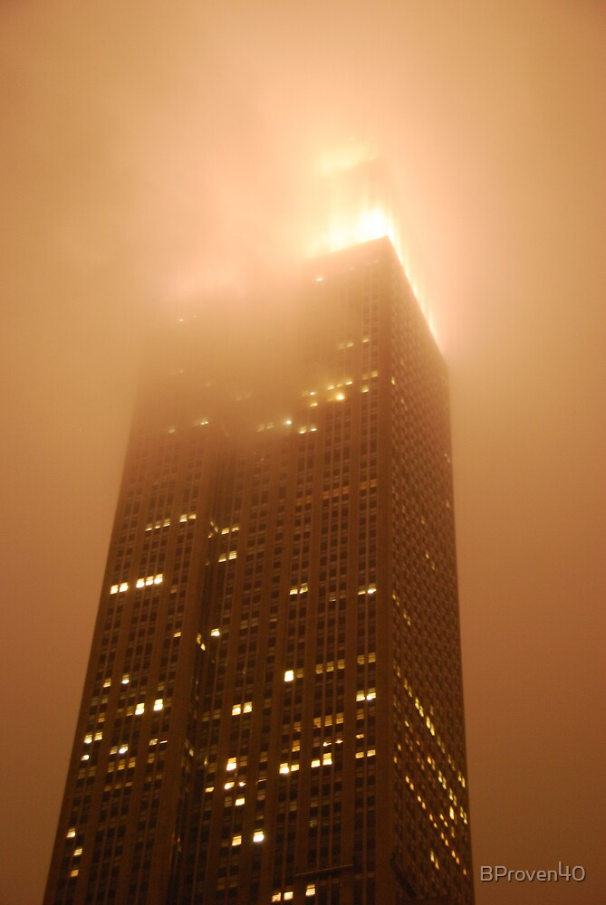 A Fog Descends (Comparison) by BProven40
