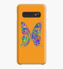 #DeepDream Motley Butterfly Case/Skin for Samsung Galaxy
