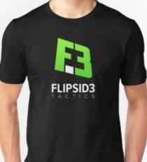 FlipSid3 Tactics  Unisex T-Shirt