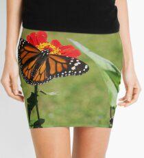 Monarch butterfly Mini Skirt
