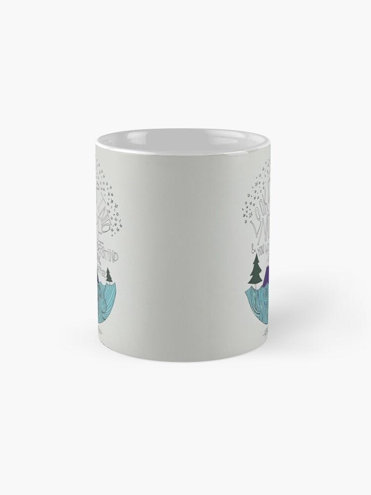 Alternative Ansicht von Einstein: Natur Tassen
