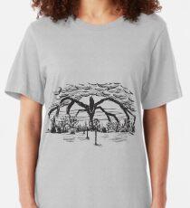 Fremderes Monster Slim Fit T-Shirt