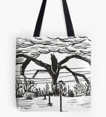 Stranger Monster Tote Bag