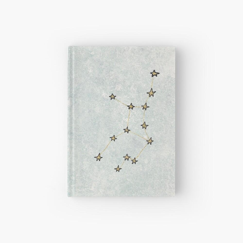 Virgo x Astrología x Zodíaco Cuaderno de tapa dura