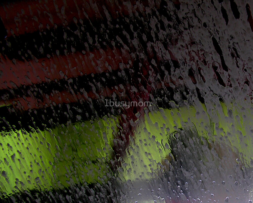 car wash abstract by 1busymom