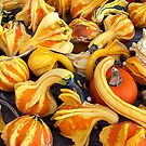Fruit of October by Glenna Walker