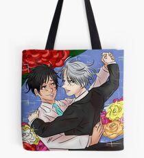 Victuuri Wedding Tote Bag
