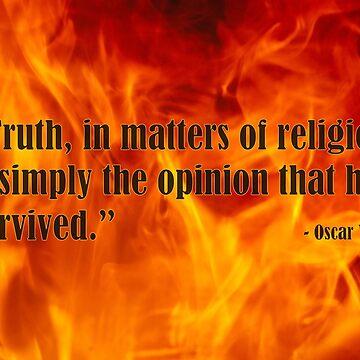 Truth In Religion by alberyjones
