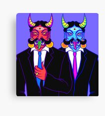 Rakshasa Boys Club Canvas Print