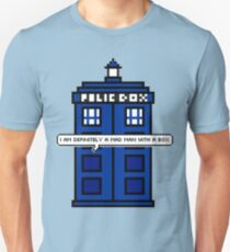 DOCTOR WHO - MAD MAN WITH A BOX T-Shirt