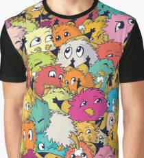 Whole Bunch of Dustbunnies Graphic T-Shirt