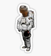 Pegatina Space Turtle Hoodie