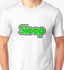 Sleep Band Merchandise Unisex T-Shirt