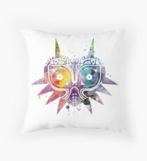 Majoras Mask Floor Pillow