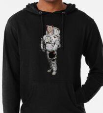 Space Pit Bull Terrier Hoodie Leichter Hoodie