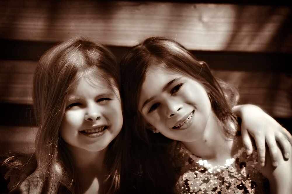 Sisterly Love by Simone Polis
