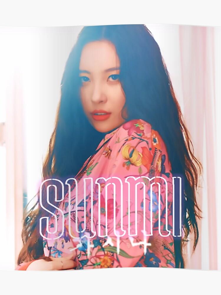sunmi gashina | Poster