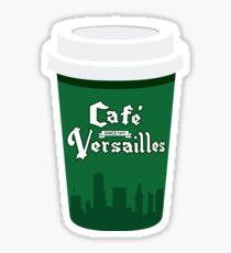 Versailles Cuban Restaurant Sticker