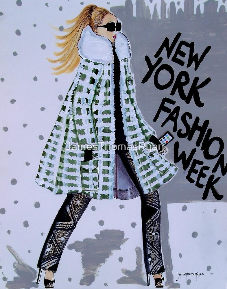 New York Fashion Week by JamesThomasRyan