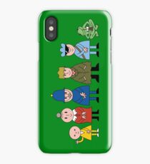 NDVH Bod and friends iPhone Case