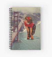 mesmerized Spiral Notebook