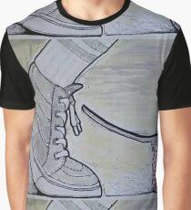 Push Graphic T-Shirt