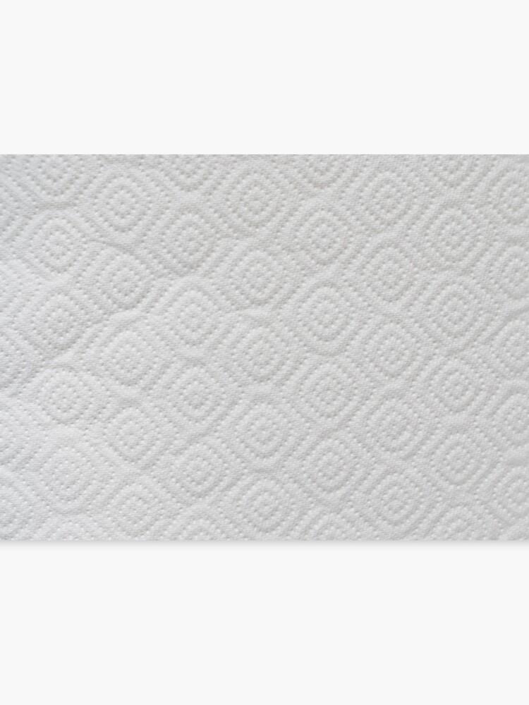 toilet paper texture   Canvas Print